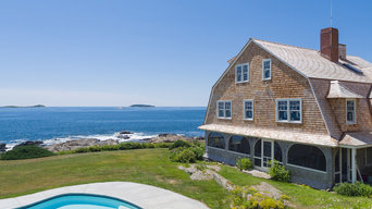 East Boothbay Waterfront Renovation