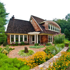 Traditional Exterior by Rittenhouse Builders