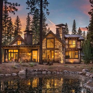 East Coast Inspired Cabin