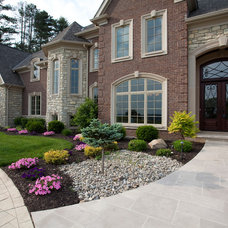 Traditional Exterior by Walker Homes LTD