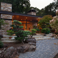 Contemporary Exterior by Ward-Young Architecture & Planning - Lafayette, CA