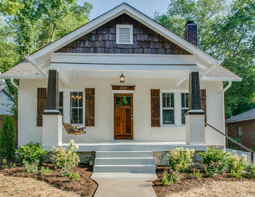 East Nashville Craftsman