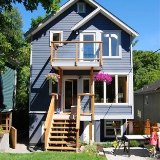 Stilmix Haus in Vancouver