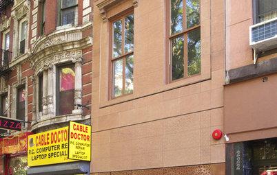 Houzz Tour: Manhattan Brownstone Hides a Surprise