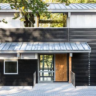 Idéer för att renovera ett mellanstort skandinaviskt hus