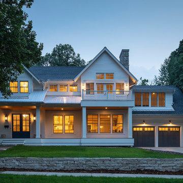 Eclectic Farmhouse