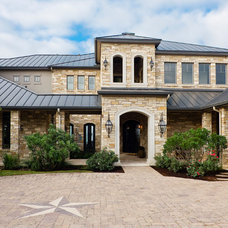 Traditional Exterior by Pillar Custom Homes, Inc.
