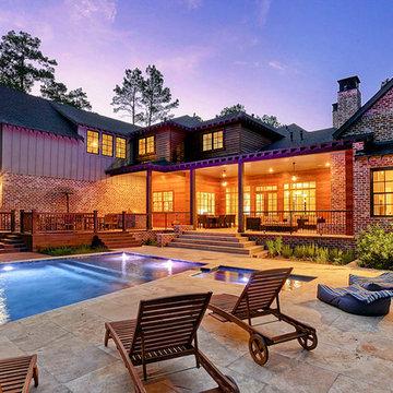 Eclectic Modern Farmhouse