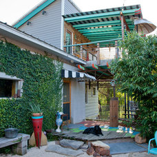 Eclectic Exterior by Sarah Natsumi Moore