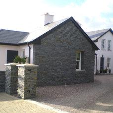 Traditional Exterior by Edel Regan RIAI Architect