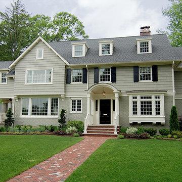 Edgemont Road House, Montclair, NJ