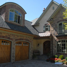 Traditional Exterior by Fichtner Services Central, Inc.