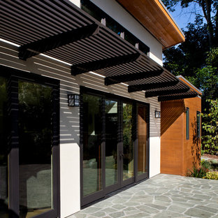 Wooden Awning Houzz