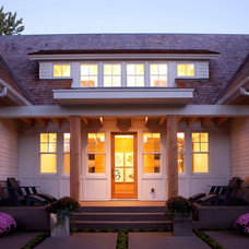 Traditional Exterior by Elevation