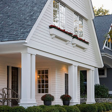 Traditional Exterior by JALIN Design, LLC