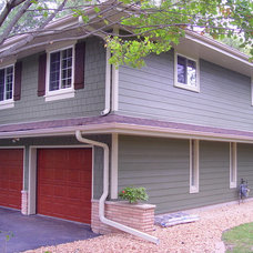 Traditional Exterior by Twin Cities Siding Professionals