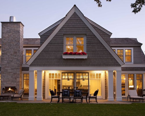 Modern shingle style ideas pictures remodel and decor for Modern shingle style