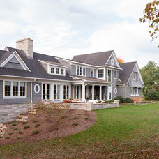 Exterior by Scott Christopher Homes/Surpass Renovations