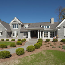 Traditional Exterior by Scott Christopher Homes/Surpass Renovations
