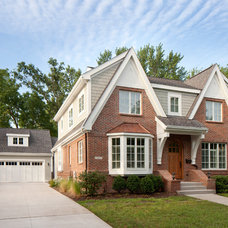 Traditional Exterior by Francesca Owings Interior Design