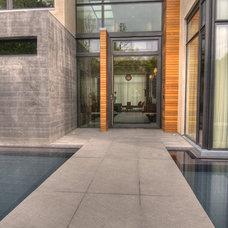 Modern Exterior by MARPA DESIGN STUDIO