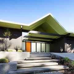 modern exterior by David Lauer Photography