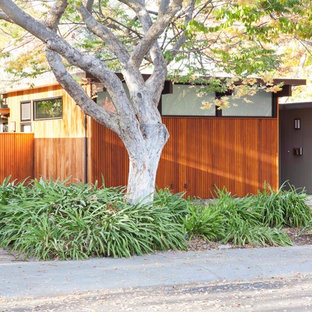 Inspiration for a 1950s exterior home remodel in San Francisco