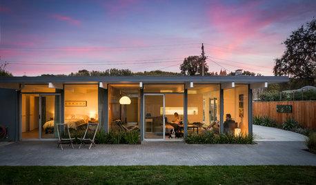 Visite Privée : Les évolutions d'une maison Eichler