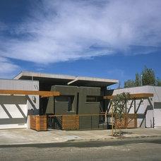 Modern Exterior by Mark Brand Architecture