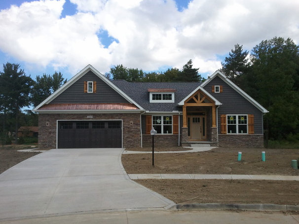 Craftsman Exterior by none