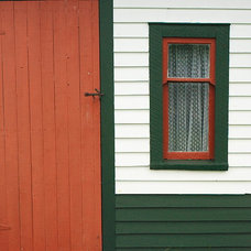 Traditional Exterior by CapeRace Cultural Adventures