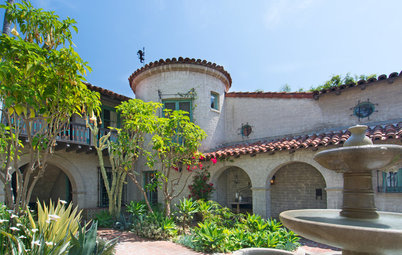 My Houzz: Fairy-Tale Charm in a Historic Hollywood Landmark