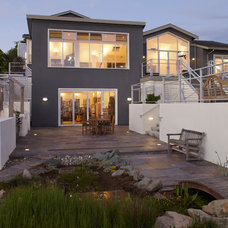 Contemporary Exterior by Jace Architecture