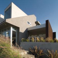 Contemporary Exterior by O plus L