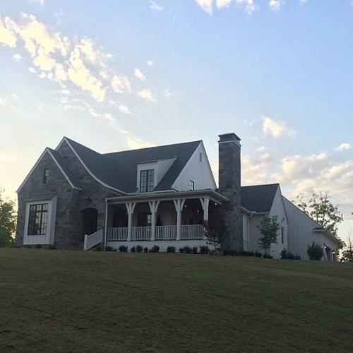 elberton way southern living custom builder showcase home
