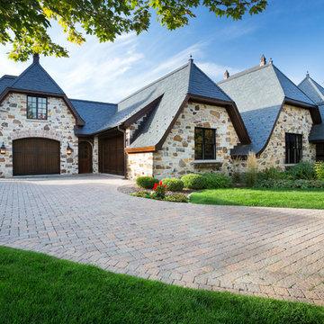 Elegant English Country Home