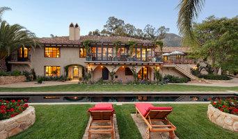 Elegant Hillside Home