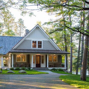 Elegant Lakeside Retreat