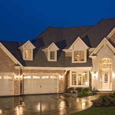 Traditional Exterior by John Hall Custom Homes