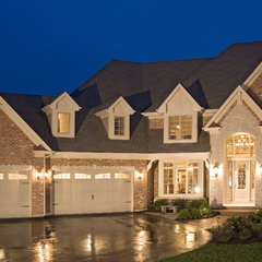 traditional exterior by John Hall Homes