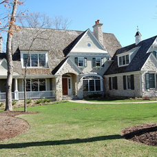 Traditional Exterior by Maddock Construction Company
