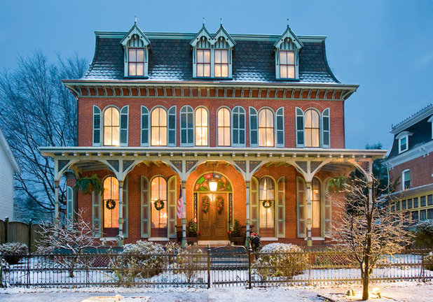 Victorian Exterior by Jay Greene Photography