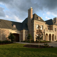 Traditional Exterior by Jones Clayton Construction