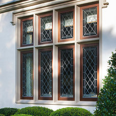 Traditional Exterior by Wadia Associates