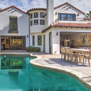 Ellenwood- Contemporary Spanish Colonial in Los Gatos