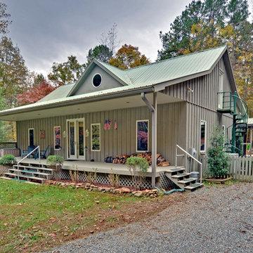 Ellijay Georgia Custom Homes