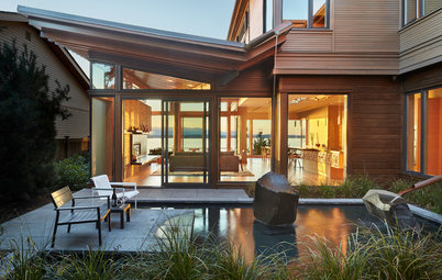 Houzz Tour: Pacific Northwest Landscape Inspires a Seattle Home