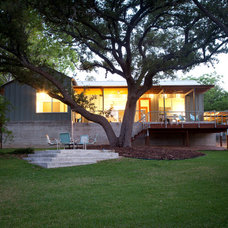 Modern Exterior by Furman + Keil Architects