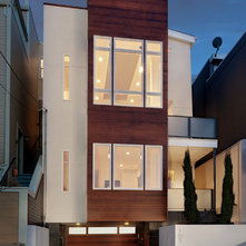 narrow lot house designs - an Ideabook by jonathantoy on