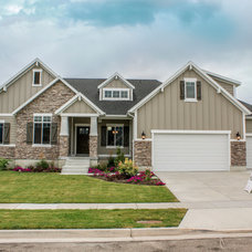Craftsman Exterior by Symphony Homes